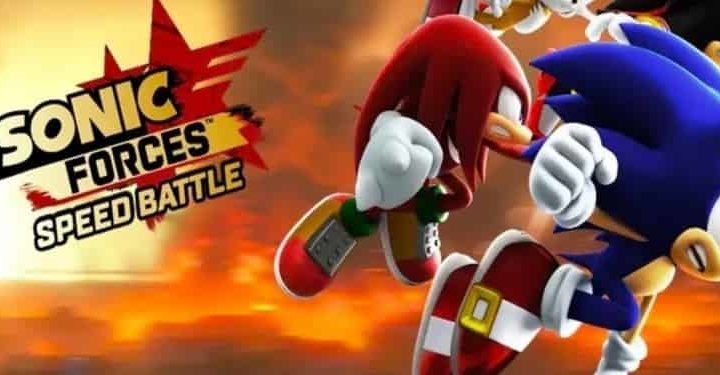 Sonic Forces Mod Apk 3.5.0 (Unlimited Money) Free Download