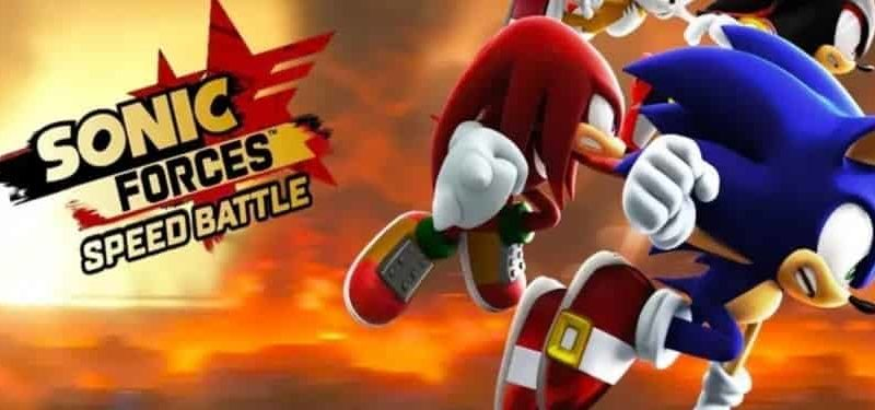 Sonic Forces Speed Battle 2.14.1 Mod Apk (Unlimited Money) Free Download