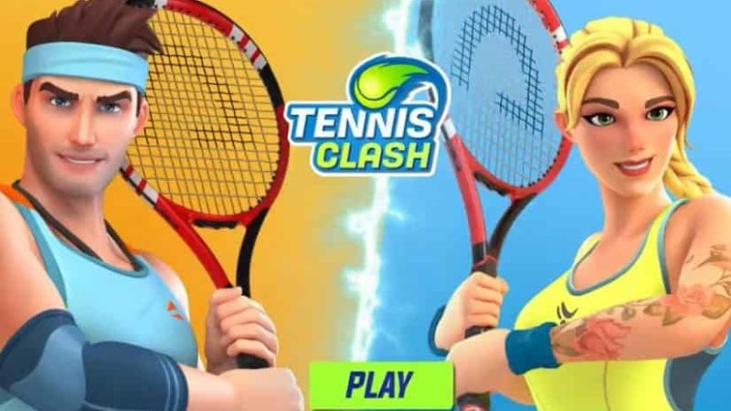 Tennis Clash: 3D Sports 2.8.1 Mod Apk (Unlimited Money) Direct Download