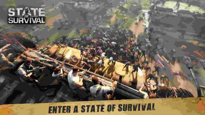 State of Survival 1.8.50 Mod Apk (Unlimited Money) Latest Version Download
