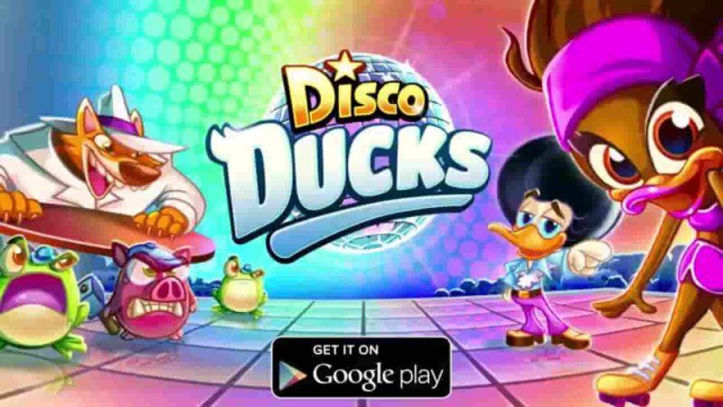 Disco Ducks 1.62.1 Mod Apk (Unlimited Coins) Latest Version Download