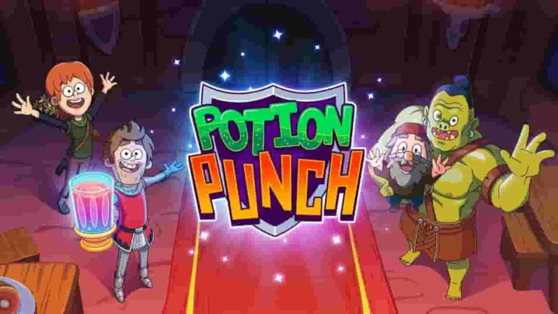 Potion Punch 2 1.0.6 Mod Apk + Data (Unlimited Money) Direct Download