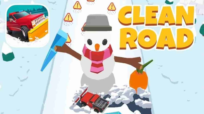 Clean Road 1.5.6 b48 Mod Apk (Unlimited Coins) Latest Version Download