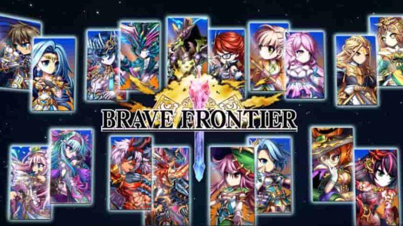 Download Brave Frontier 2.8.0.0 Mod Apk (Unlimited Gold/Energy) Latest version