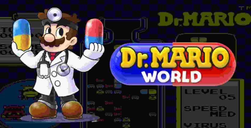 Dr. Mario World Mod Apk 1.2.1 (Unlimited Everything) Latest Version Download