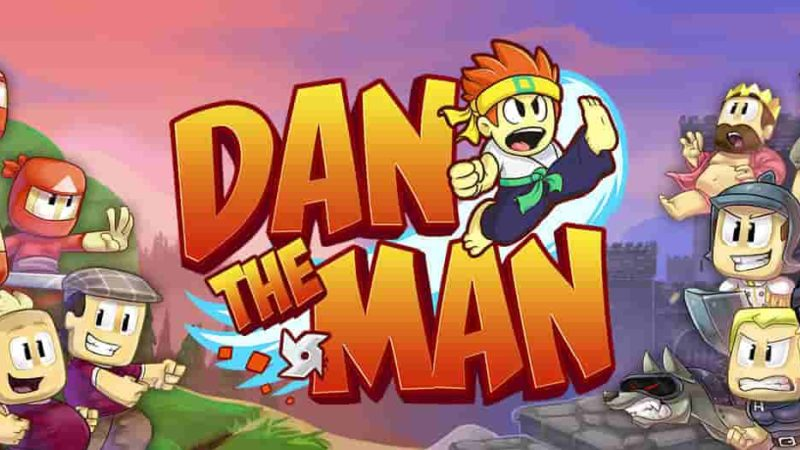 Dan The Man 1.5.27 Mod Apk (Unlimited Money) Latest Version Download