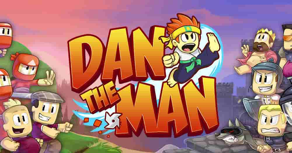 Dan The Man 1.5.27 Mod Apk (Unlimited Money) Latest Version Download