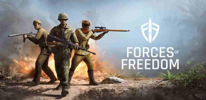Forces of Freedom 5.5.0 Mod Apk + Data (Unlocked All) Latest Version Download