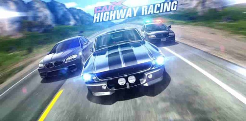 CarX Highway Racing 1.66.1 Mod Apk (Unlimited Money) Latest Version Download
