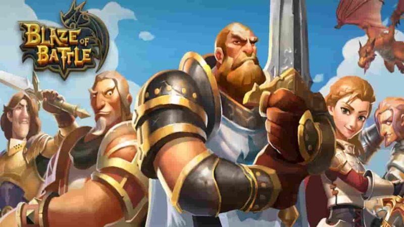 Blaze of Battle 4.4.0 Mod Apk (Unlimited Gems) Latest Version Download