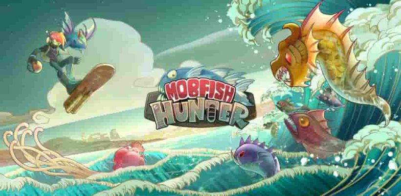 Mobfish Hunter 3.9.3 Mod Apk (Unlimited Money) Latest Version Download