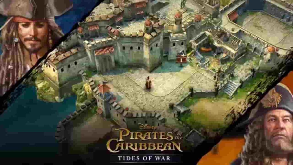 Pirates of the Caribbean 1.0.147 Mod Apk + Data (Unlimited Money) Latest Download