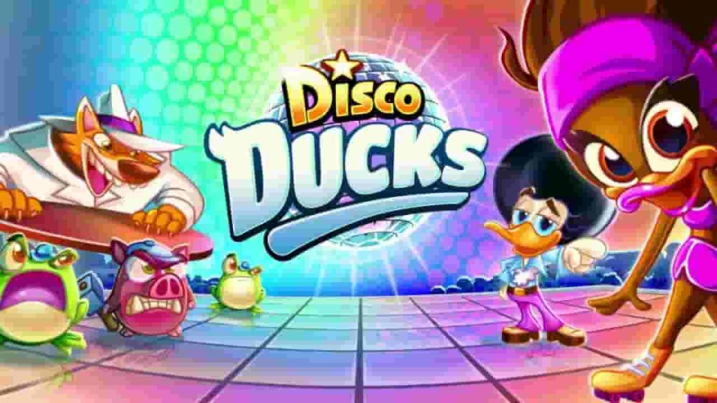 Disco Ducks 1.66.2 Mod Apk (Unlimited Coins) Latest Version Download
