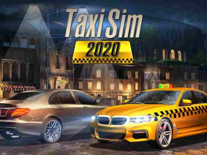 Taxi Sim 2020 1.2.1 Mod Apk + Data (Unlimited Money) Latest Version Download