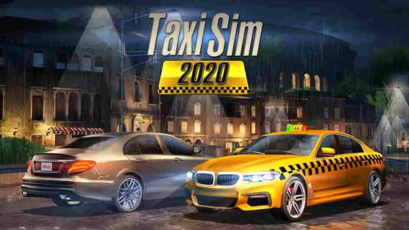 Taxi Sim 2020 1.2.17 Mod Apk + Data (Unlimited Money) Latest Version Download
