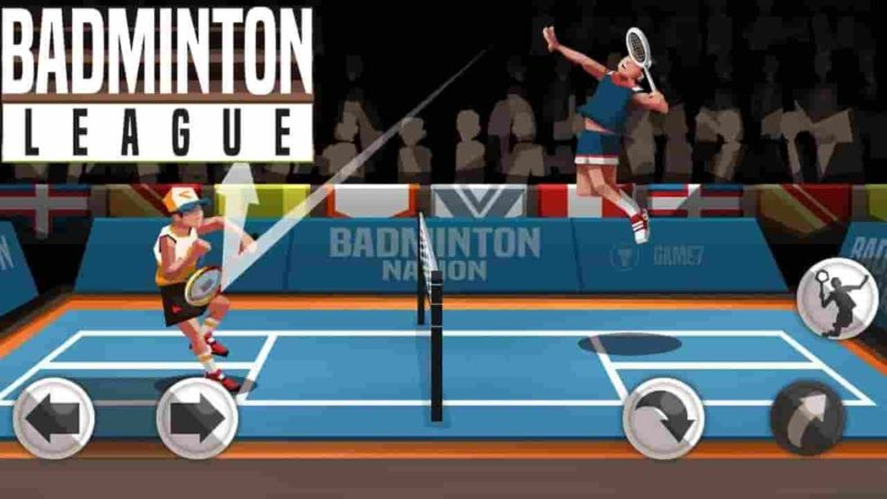 Download Badminton League 3.95.3977.9 Mod Apk (Unlimited Money) For Android