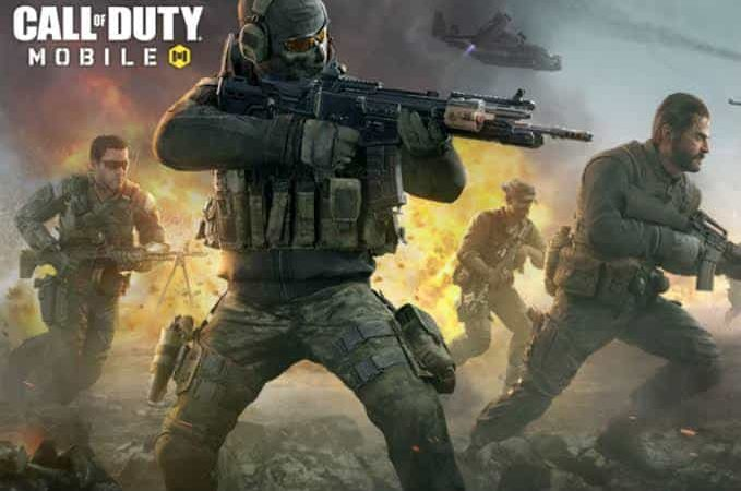 Download Call of Duty: Mobile Mod Apk + Data 1.0.9 (Infinite Ammo) Latest