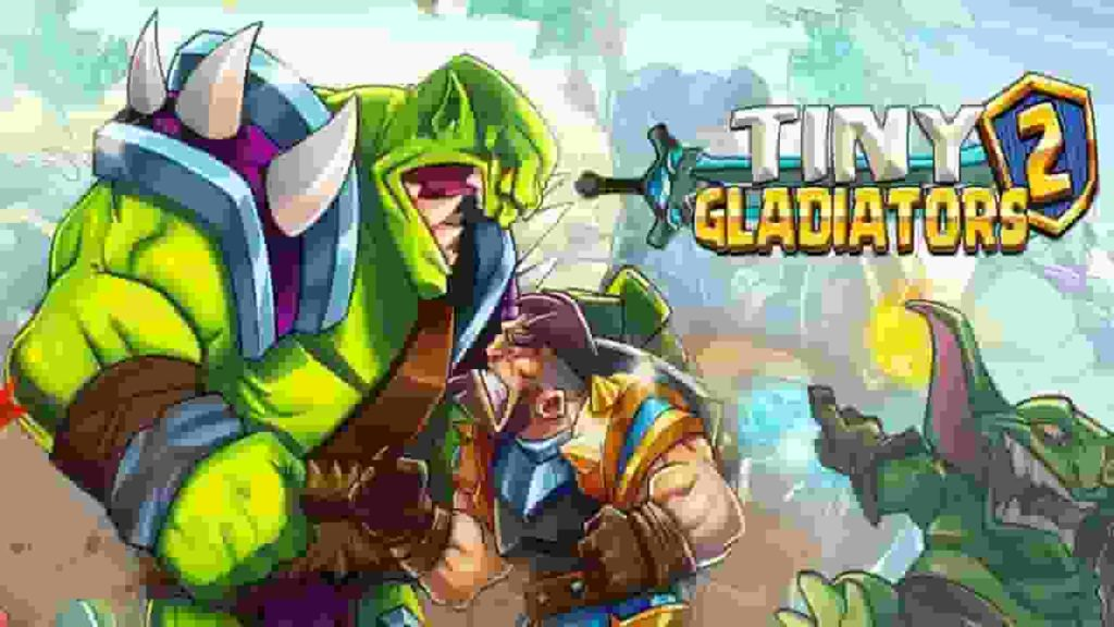 Tiny Gladiators 2 Mod Apk 2.1.4 (Unlimited Everything) Latest Version Download