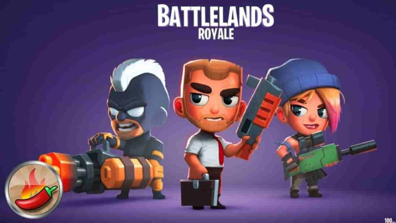 Battlelands Royale Mod Apk 2.4.0 (Unlimited Equipments) Latest Version Download