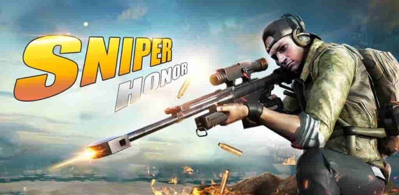 Sniper Honor Mod Apk 1.6.2 (Unlimited Money) Latest Version Download
