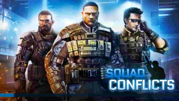 Squad Conflicts Mod Apk + Data 0.9.4.10 (Unlimited Everything) Latest Version Download