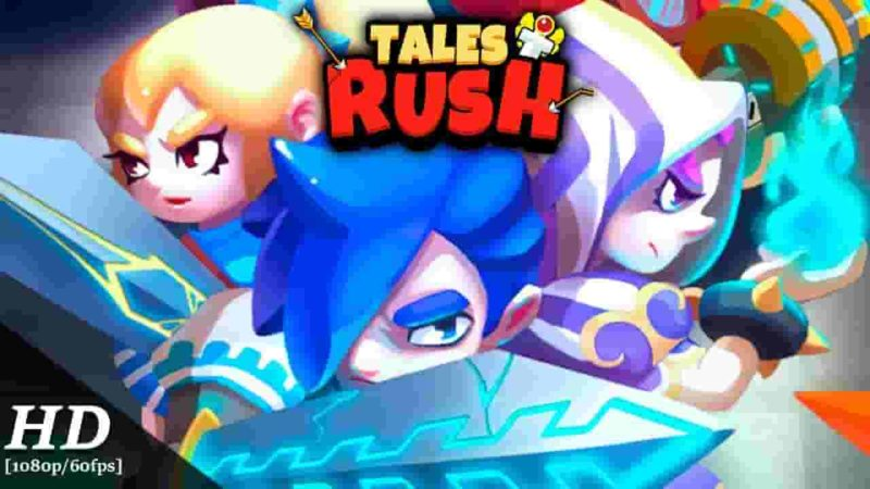 Tales Rush! Mod Apk 1.3.6 (Unlimited Money) Latest Version Download