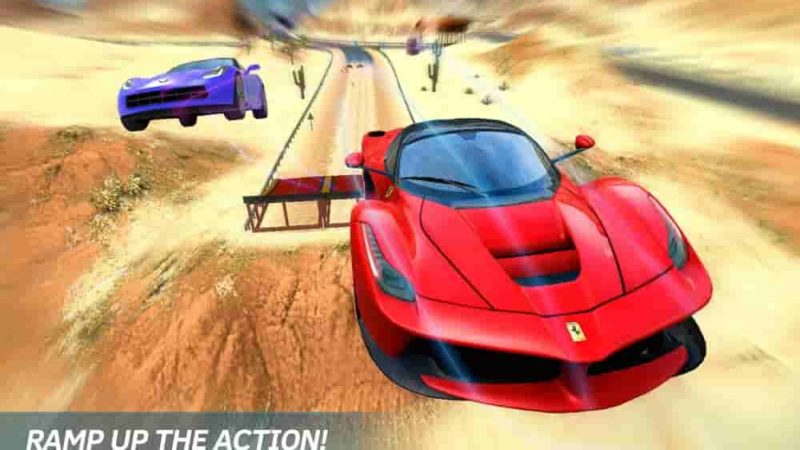 Asphalt Nitro Mod Apk 1.7.3g (Unlimited Cash/Credits) Latest Version Download
