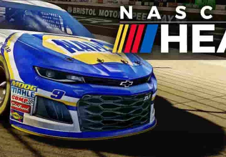 NASCAR Heat Mobile Mod Apk + Data 3.3.5 (Unlimited Money) Latest Version Download
