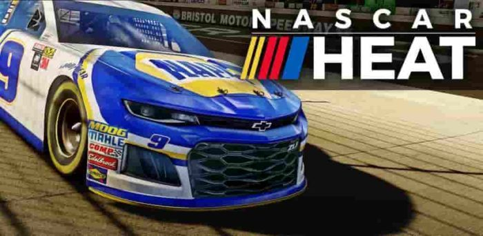 NASCAR Heat Mobile Mod Apk + Data 3.1.9 (Unlimited Money) Latest Version Download