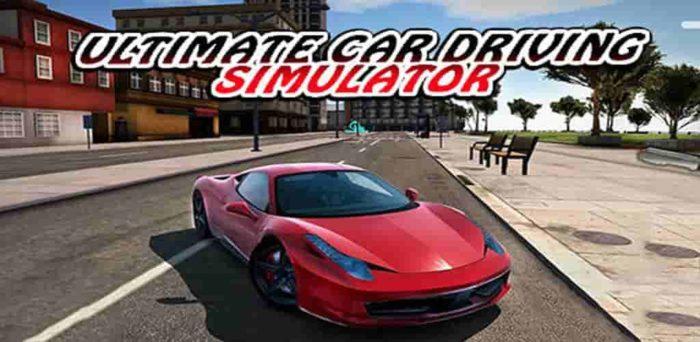 Ultimate Car Driving Mod Apk 3.1 (Unlimited Money) Latest Version Download
