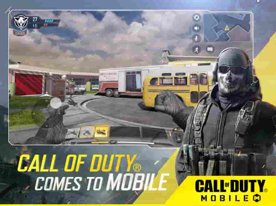 Call of Duty Mobile Mod Apk