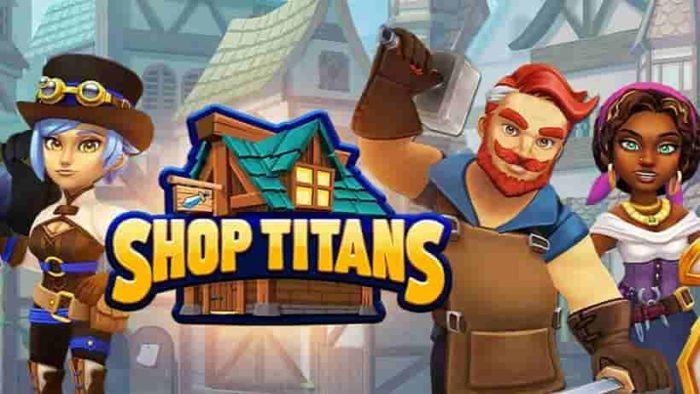 Shop Titans 3.3.1 Mod Apk + Data (Unlimited Money) Latest Version Download