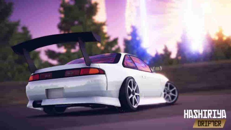 Hashiriya Drifter 1.5.3 Mod Apk (Unlimited Money) Latest Version Download