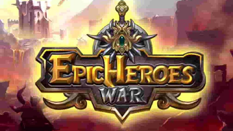 Epic Heroes War 1.11.3.412 Mod Apk (Unlimited Gold) Latest Version Download