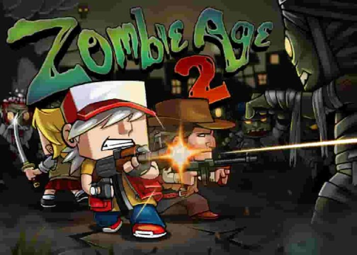 Zombie Age 2 1.2.8 b70 Mod Apk (Money/Ammo) Latest Version Download