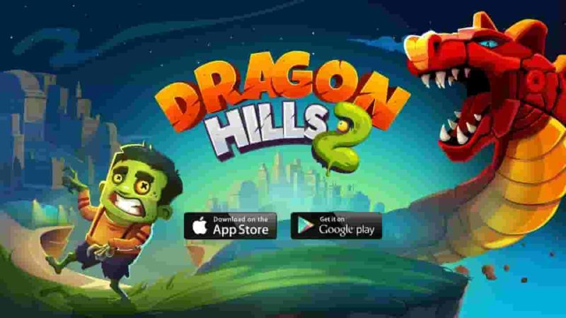 Dragon Hills 2 1.1.8 Mod Apk (Unlimited Coins) Latest Version Download
