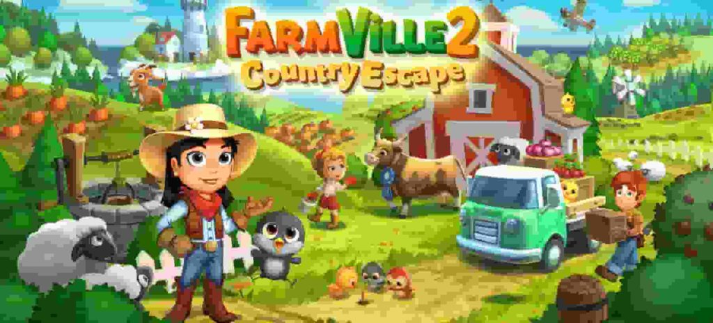 FarmVille 2 Country Escape 15.5.5688 Mod Apk (Keys/Gems) Download
