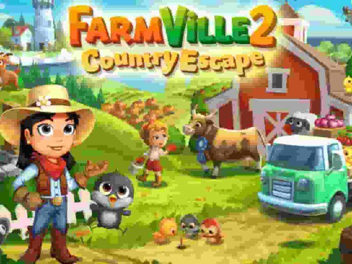 FarmVille 2 Country Escape 14.6.5183 Mod Apk (Unlimited Gems) Latest Download