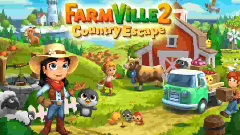 FarmVille 2 Country Escape 14.6.5183 Mod Apk (Unlimited Gems) Latest Download