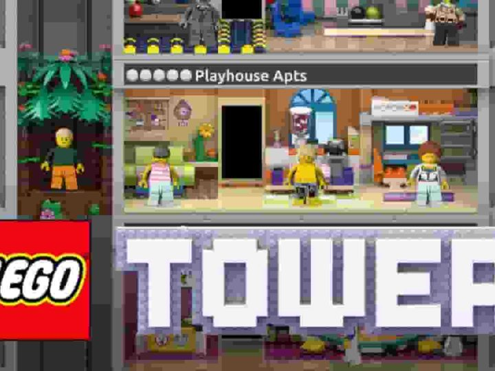 LEGO Tower 1.10.0 Mod Apk (Unlimited Money) Latest Version Download