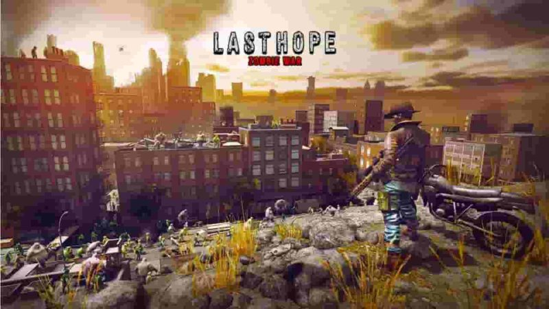 Last Hope Sniper – Zombie War 1.61 Mod Apk (Money) Latest Version Download