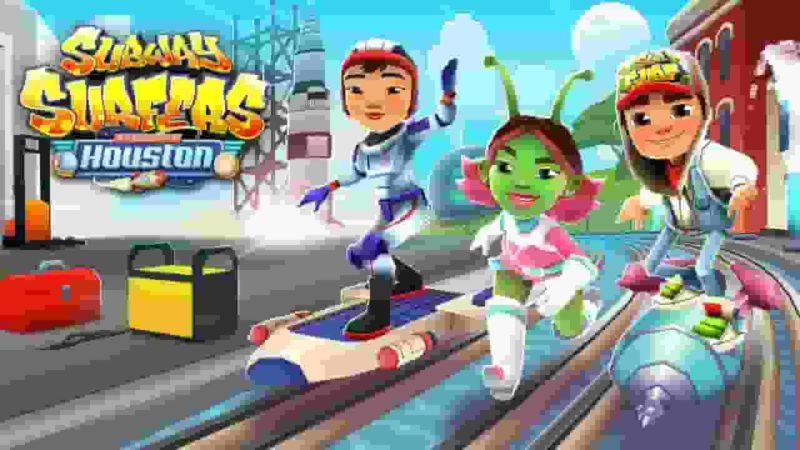 Subway Surfers 1.115.0 Mod Apk (Unlimited Coins/Keys) Latest Version Download
