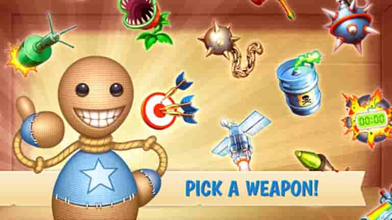 Kick the Buddy Apk
