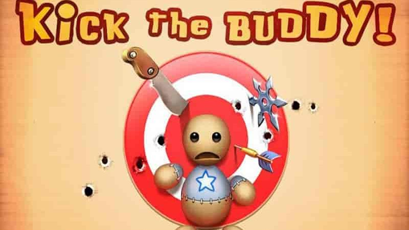 Kick The Buddy 1.0.6 Mod Apk (Unlimited Money/Gold) Latest Version Download