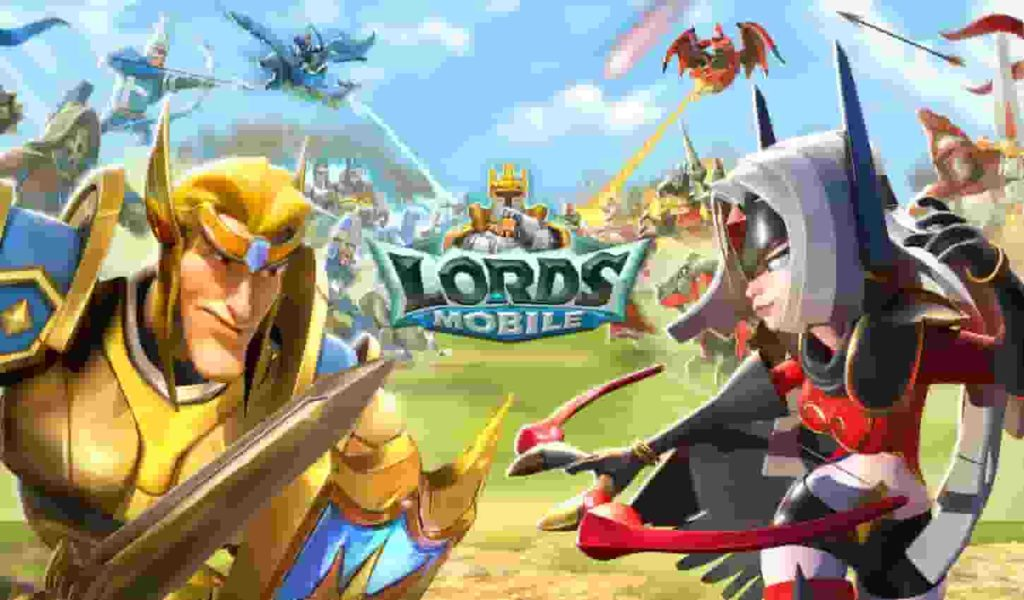Lords Mobile MOD APK 2.19 (Money/Fast Skill Recovery) Latest Download