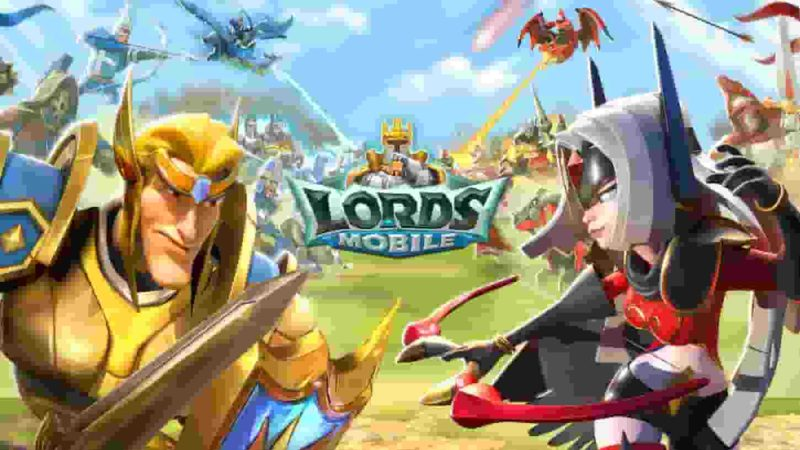 Lords Mobile MOD APK 2.41 (Money/Fast Skill Recovery) Latest Download