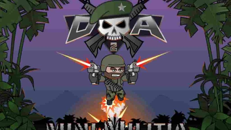 Mini Militia Mod Apk 5.1.0 (Unlimited Everything) Latest Version Download