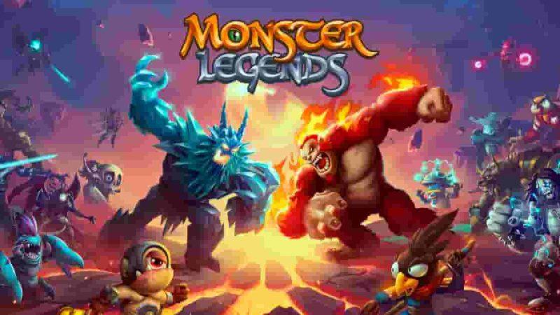 Monster Legends 9.2.10 Mod Apk (Unlimited Money/Gems) Latest Download