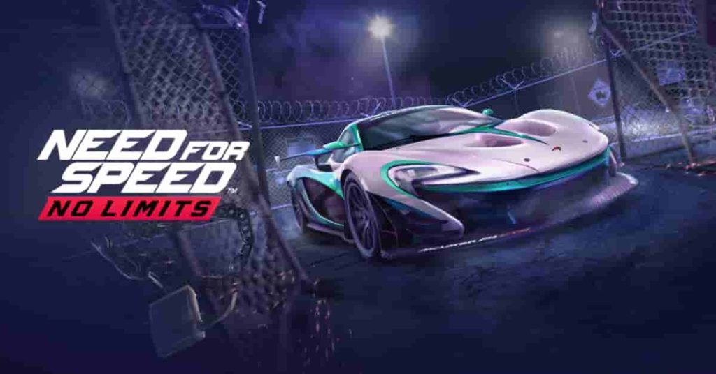 Need for Speed No Limits 4.1.3 Mod Apk + Data (Unlocked All) Latest Download