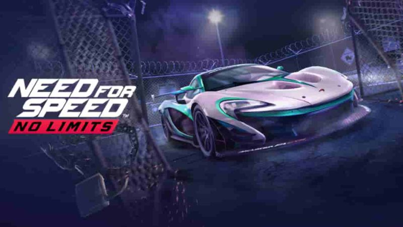 Need for Speed No Limits 4.8.41 Mod Apk + Data (Unlocked All) Latest Download